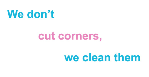 hate housework? we love it